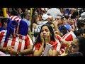 Así vivieron los barranquilleros la caída de Junior en la final de la Sudamericana