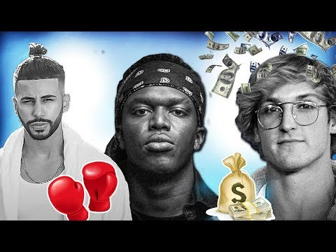 WHY KSI CHOSE TO BOX LOGAN PAUL OVER ME...
