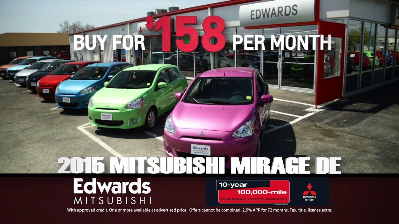 edwards mitsubishi 4 000 t card youtube