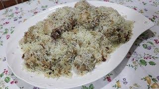 White Chicken Biryani / Cook With Z