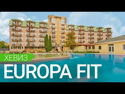 "Санаторий ""Europa Fit Superior"", курорт Хевиз, Венгрия - Sanatoriums.com"