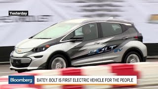 The New Chevy Bolt: Affordable and Electric