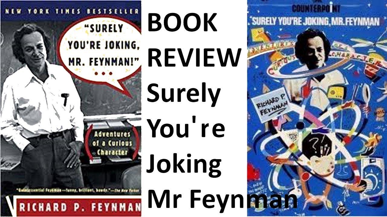 surely you re joking mr feynman pdf