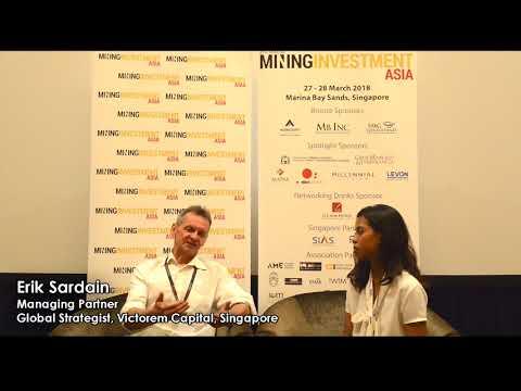 Interview with Erik Sardain, Managing Partner & Global Strategist, Victorem Capital