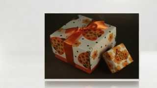 Как сделать подарочную коробку из бумаги без клея(Как сделать подарочную коробку. Посмотрите как можно быстро сделать коробочку для сувенира без клея, испол..., 2014-08-04T10:50:24.000Z)