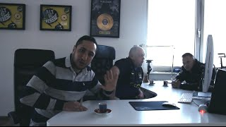 "Olexesh - ""Masta"" LISTENING SESSION mit Celo & Abdi [Official HD Video]"