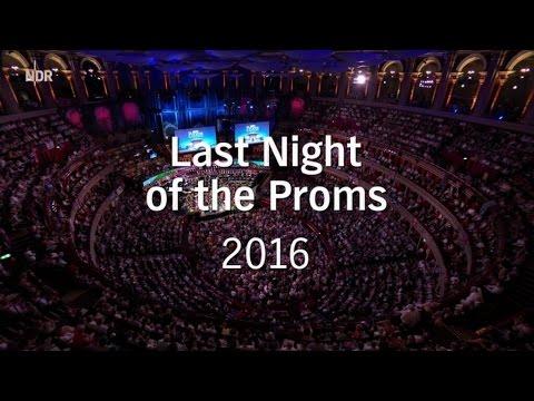 last night proms 2016