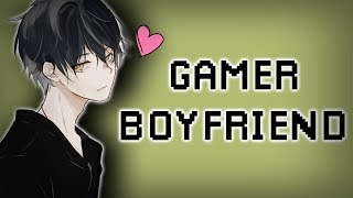 ASMR Gamer Boyfriend plays games with you! Roleplay