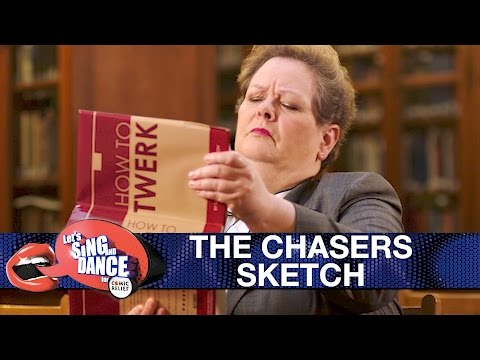 The Chasers sketch - Let's Sing and Dance for Comic Relief 2017 - BBC One