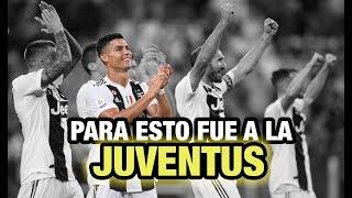 Cristiano Ronaldo hizo su MEJOR partido con la Juventus -  (CR7) Јuvеntuѕ vs Νаpοlі 3−1