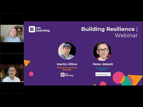 Building Resilience - Practical Ways to Look After Your Mental Health in Lockdown and Beyond