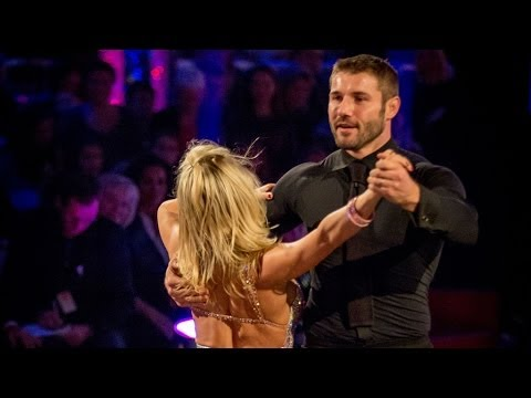Ben Cohen & Kristina Quickstep to 'I'll Be There For You'  - Strictly Come Dancing: 2013 - BBC One