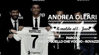 RONALDO ALLA JUVE - FACCIO QUELLO CHE VOGLIO - PARODIA Rovazzi Prod  Deep