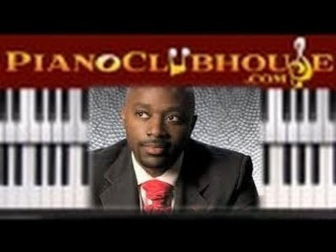"♫ How to play ""BLESS THE LORD"" (Myron Butler)  - gospel piano tutorial lesson"
