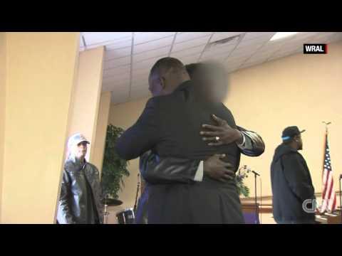 Man Walks Into Church With Gun But
