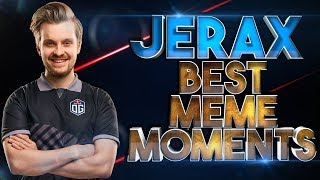 JerAx – A Tribute to the God of Memes - The Art of Memeing \u0026 Outplaying everyone in Dota 2