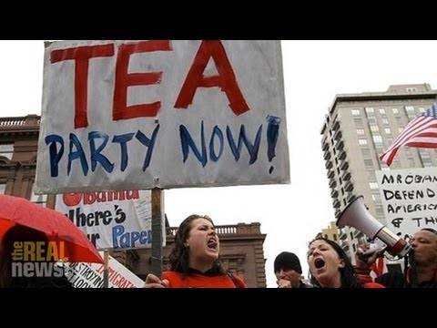 Who is Behind the Tea Party?