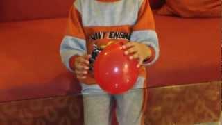 Balloon magic (Tamil)