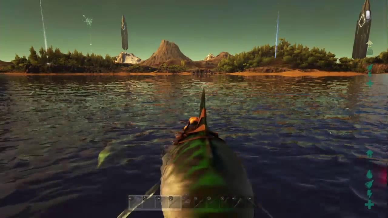 how to play ark ragnarok on ps4