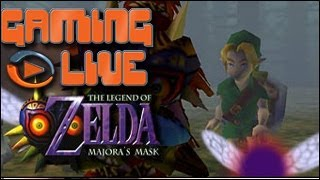 GAMING LIVE Oldies - The Legend of Zelda : Majora