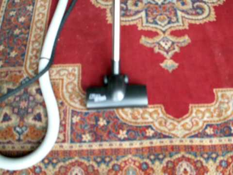 Ashbys Dry Vacuum Attachment With Turbo Wand - For Professional Carpet Cleaning