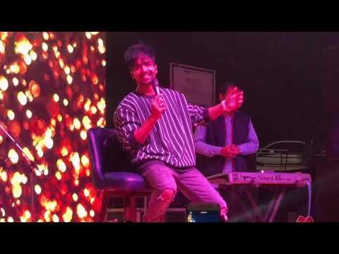 HARDY SANDHU live concert at ansal plaza 2018