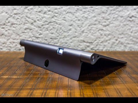 Tinhte.vn - Trên Tay Tablet Tích Hợp Máy Chiếu Lenovo Yoga Tab 3 Pro