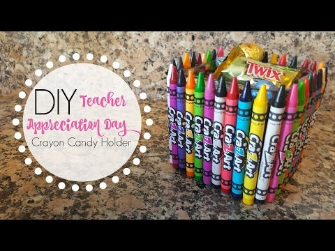 DIY Teacher Appreciation Day Gift