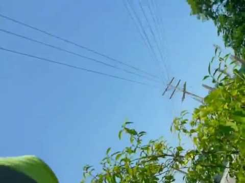 TOTALLY NARLY EASEMENT CABLE RUN IN CLEVELAND OHIO 06/26/12 Part 8