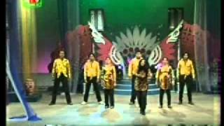 bogra youth choir-ganjam[BTV performance-2011]