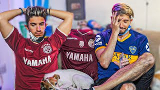 Reacciones de Amigos | Lanus vs Defensa y Justicia | FINAL Copa Sudamericana 2020