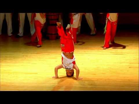 Kids Maculele & Capoeira Show: Martial...