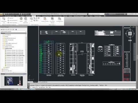 Panel Layout - AutoCAD Electrical 2015 - Autodesk