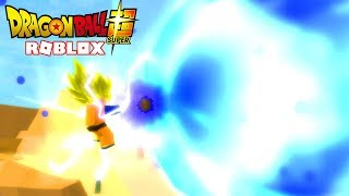 NUEVA SKIN Y TRANSFORMACION SSJ!!! 💥 Roblox Dragon Ball Hope