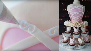 Ballerina Cake How To Cook That Ann Reardon Ballet Cake