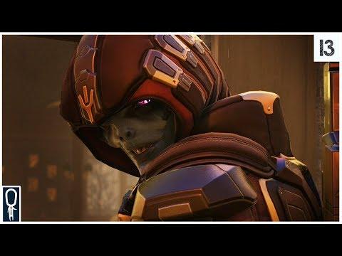 WHY HELLO FRIEND - Part 13 - XCOM 2 War of...
