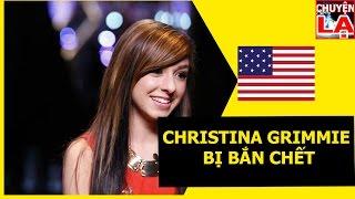 Thế giới chuyện lạ ♥ Ca sĩ Christina Grimmie bị bắn chết sau khi biểu diễn.