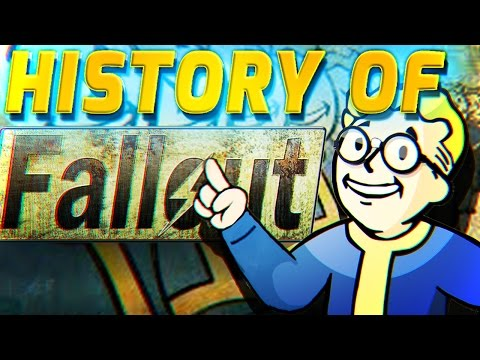 "The History of The Fallout Series ""From Wasteland To Fallout 4"""
