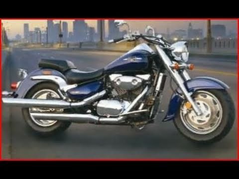 clymer manual video sneak peek for 1998 2009 suzuki intruder 1500 rh youtube com 2002 Suzuki VL800 Intruder 1998 Suzuki VL 1500 Intruder Specs