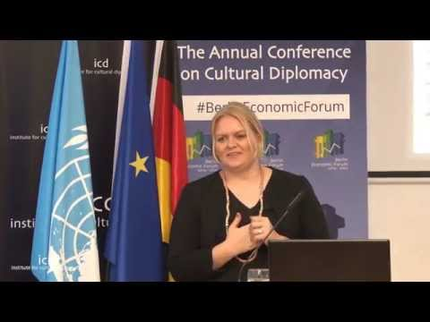 Inga Hlin Palsdottir (Director, Tourism & Creative Industries, Promote Iceland)