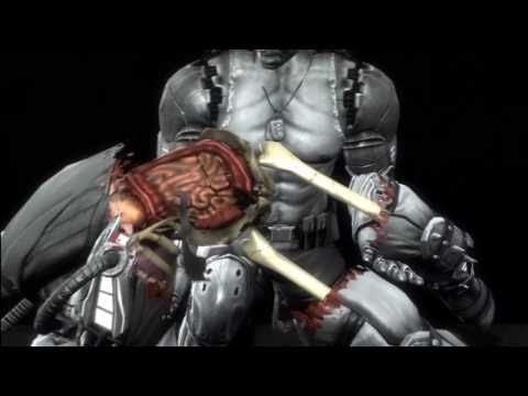 All Mortal Kombat 9 X-Ray Moves [MK9 2011] [HD]