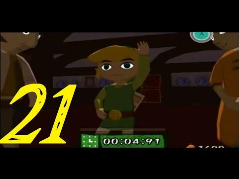 "SOLD!!! | Zelda: The Wind Waker 100% Walkthrough ""21/45"" (No Commentary)"