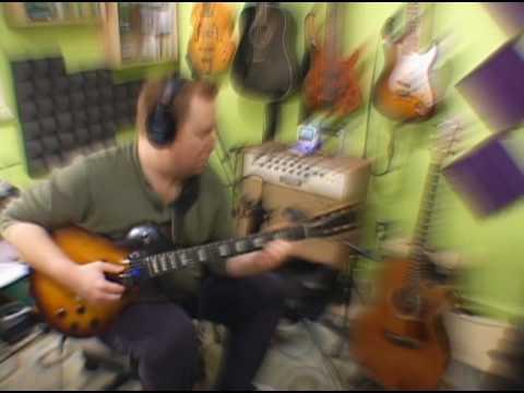 EBow Guitar 01