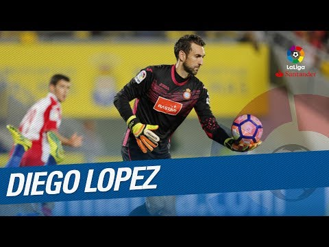 RCD Espanyol's guardian angel Diego Lopez
