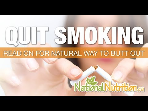 Smoking Cessation - National Nutrition Articles