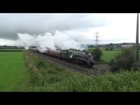 60009 'Union of South Africa' - The Cathedrals Express - 23/07/2017