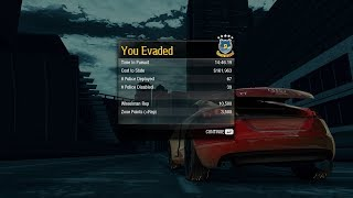 Need for Speed™ Undercover (a crappy escape from the cops)