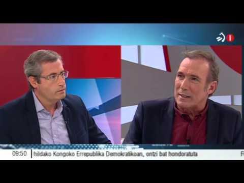 Markel Olano [elkarrizketa] Egun on Euskadi 2014-12-15