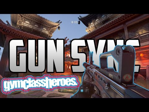 Rainbow Six: Siege Gun Sync - Gym Class Heroes ft Neon Hitch | Ass Back Home