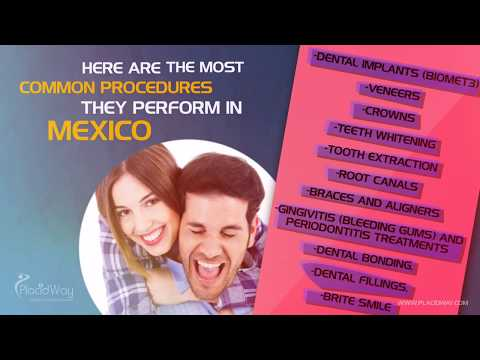 Mexico's  Top Cities for Dental Care